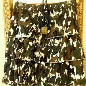 Lane Bryant cameo skirt